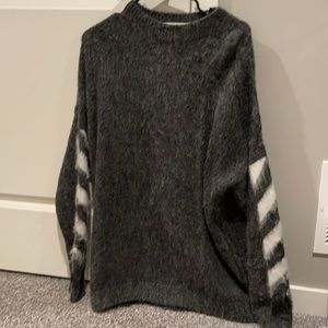 Off-white sweater